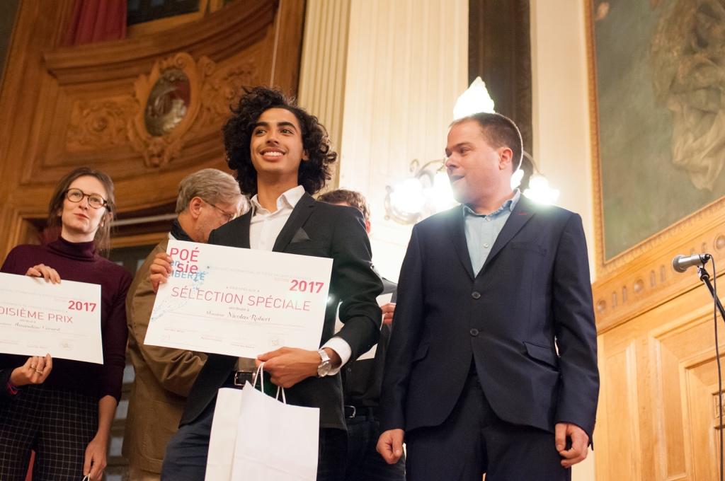 Nicolas Robert, Sélection spéciale, Université Paris-Sorbonne et Matthias Vincenot, Directeur artistique