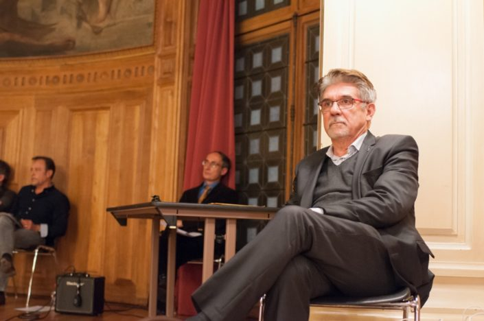 Guy Féret, Proviseur honoraire, Trésorier