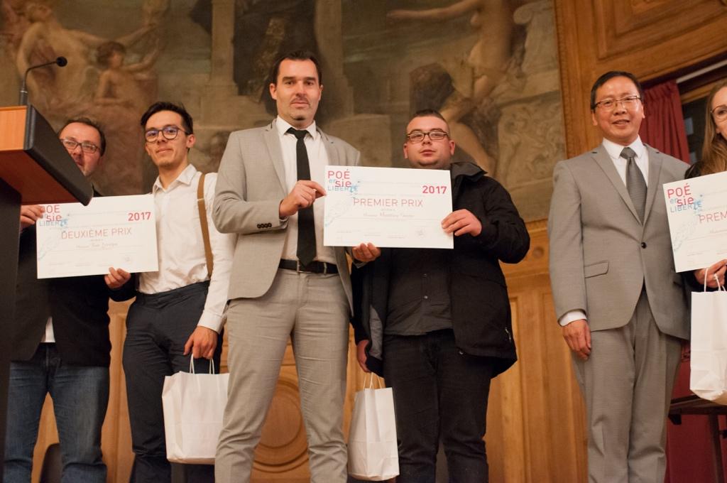 Pascal Delhom, Proviseur et Matthieu Geens, CFA les métiers de la viande (75)