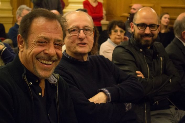 Antoine Coesens, Yvan Dautin, Tristan Sébenne