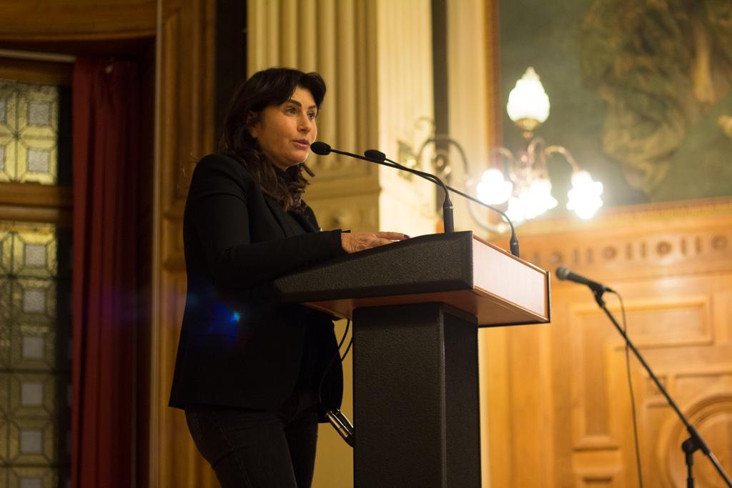 Manon Laporte, Conseillère régionale d'Ile-de-France, Déléguée spéciale aux actions culturelles et artistiques dans les lycées