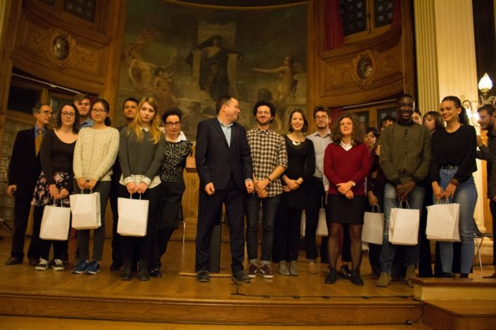 Remise des prix 2017, les jurés, les sélectionnés, l'équipe