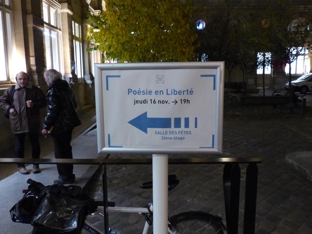 Mairie du IVème, 2 place Baudoyer - 75004 Paris