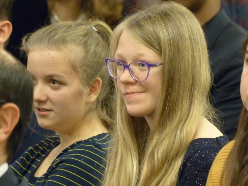 Aurélie et Louise