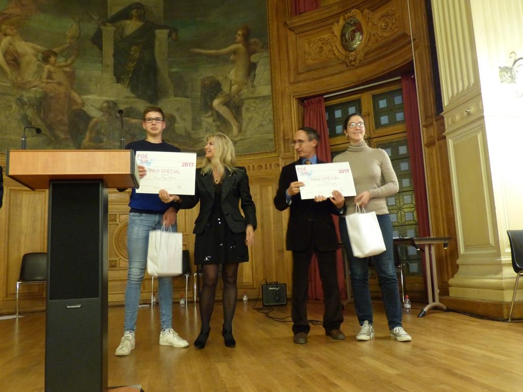 Enseignement agricole : Hugo Martin, Champ de Tracy à Vire (14), Gilles Tabard et Cécile Cantat, Ecole Supérieure d'Agricultures à Angers (49)