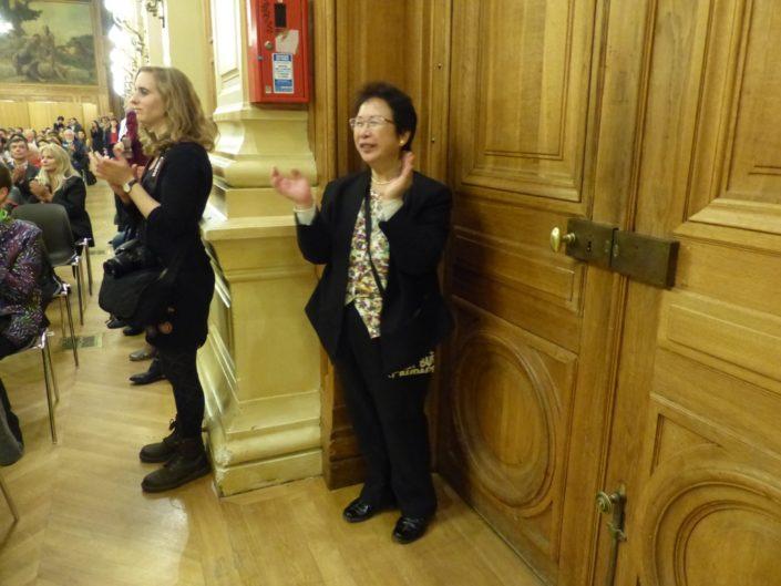 Julie Biet et Yen Kuan