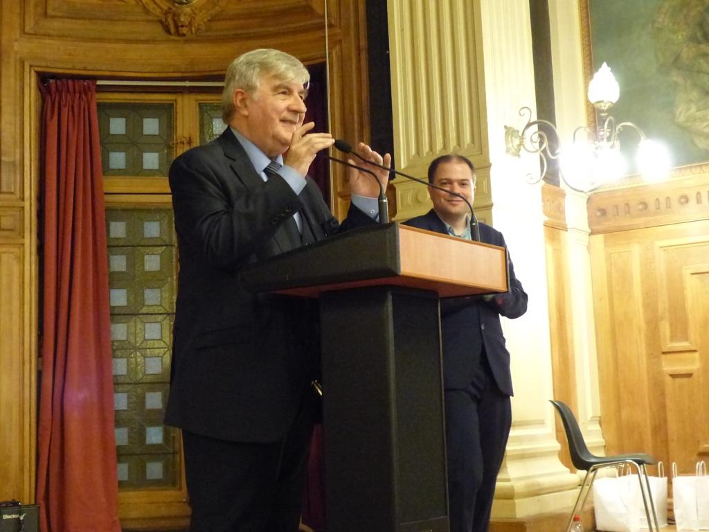 Jean-Marc Muller, Président fondateur
