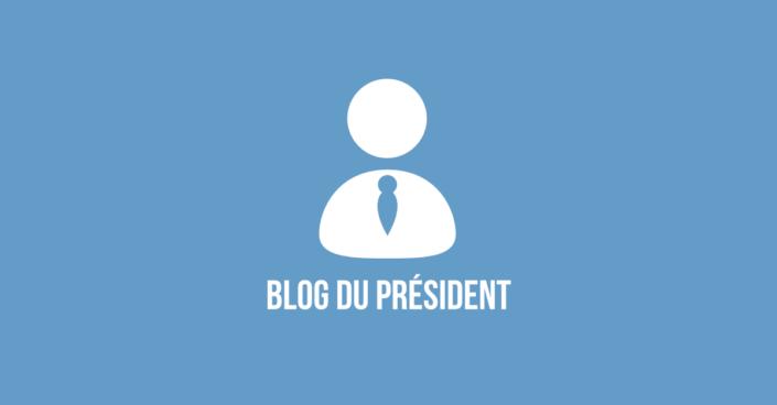 Blog du Président