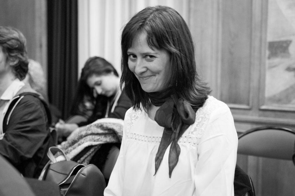 Marion Vandekerckhove, membre du Jury et du Comité de lecture