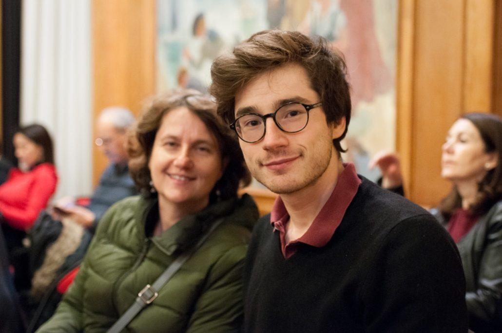 Etienne de l'Estoile sélectionné en 2017 et publié dans l'anthologie