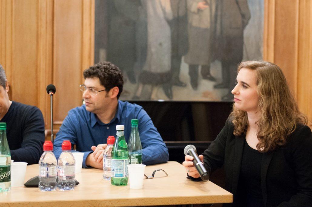 Stéphane Bataillon et Julie Biet