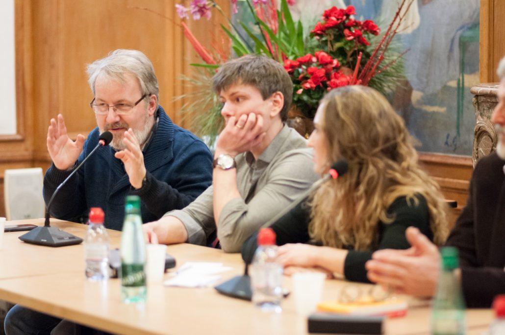 Eric Dubois et Aurélien Clause