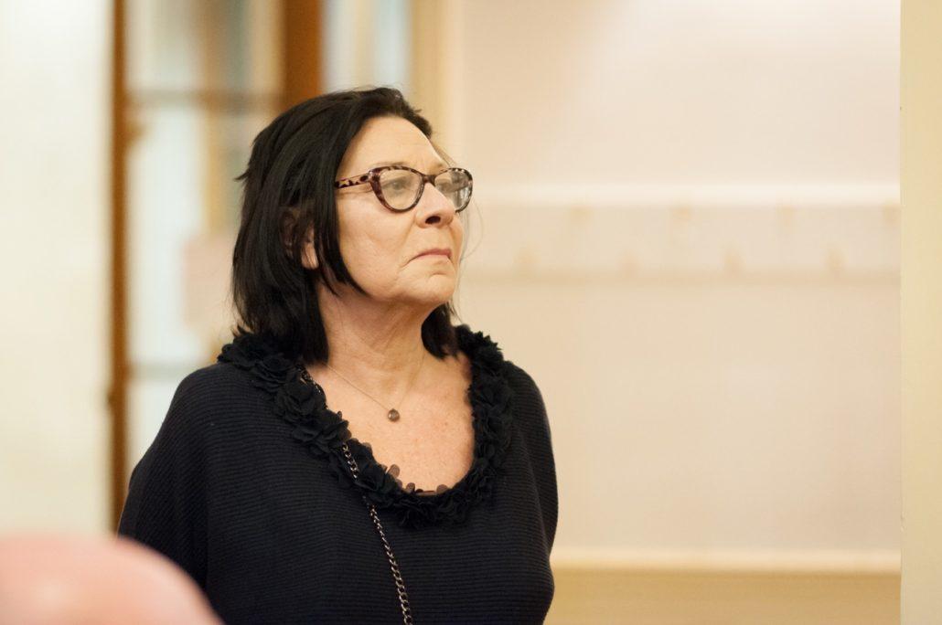 Sophie Lecourt, de la Mairie du 5ème