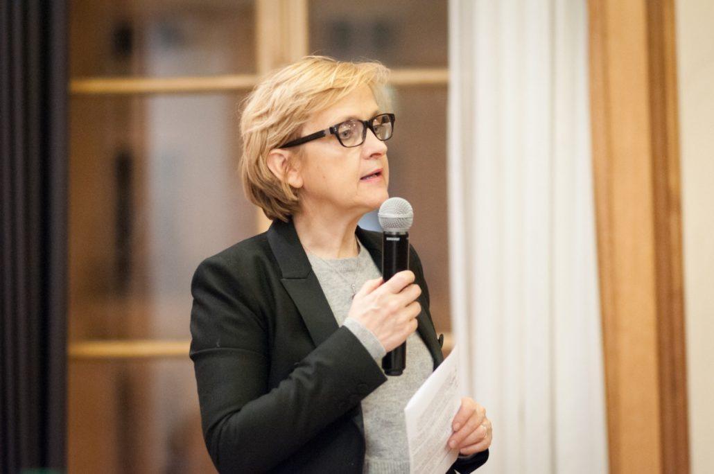 Florence Berthout, Maire du Vème arrondissement de Paris et Conseillère régionale d'Île de France,