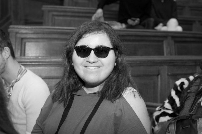 Kenza Kaabeche, jurée 2016 et lauréate 2017