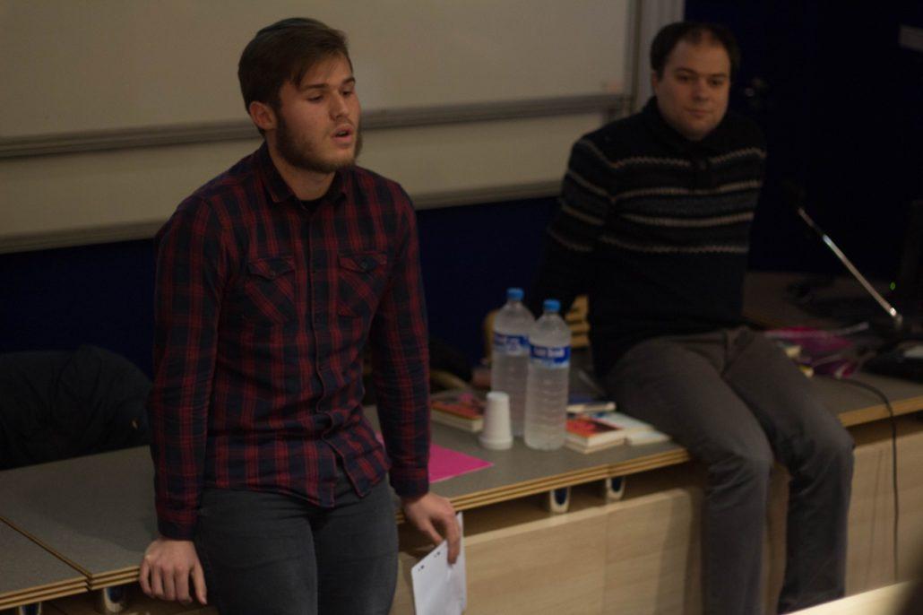 Marius David revient sur son expérience de Juré du concours pendant 5 jours à Paris