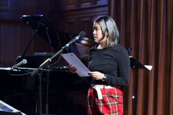 Emy Léou, jurée du concours 2015