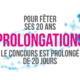 Prolongations