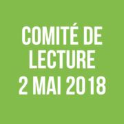 Comité de lecture 2018