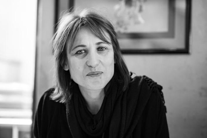 Laurence Bouvet, Psychologue, CMPP Claude Bernard, Poète, Présidente du Jury 2016