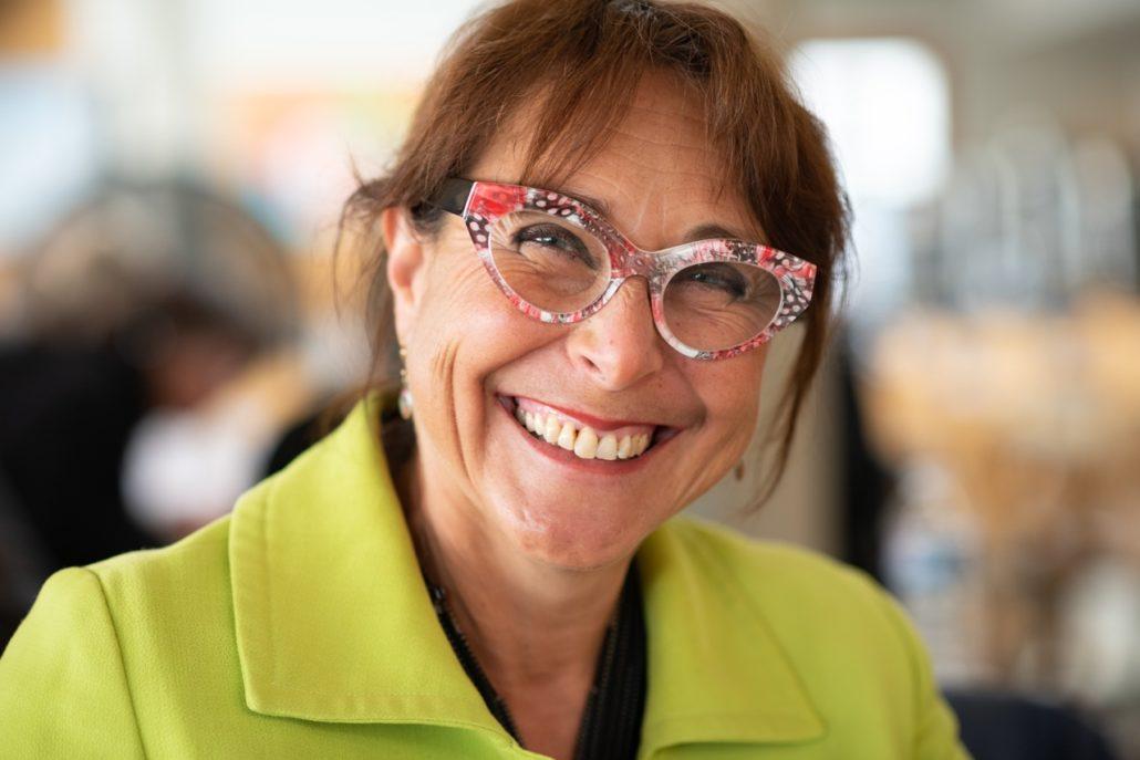 Mariane Tanzi, Directrice académique adjointe des Hauts-de-Seine, Éducation nationale