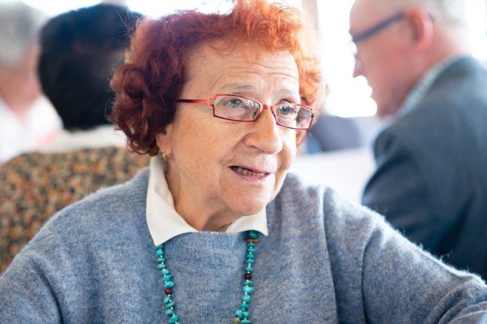 Raimonda Roux, Professeur sciences médico-sociales, Lycée Gutemberg, Créteil