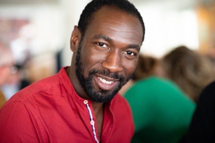 Cyrille Guei, Comédien