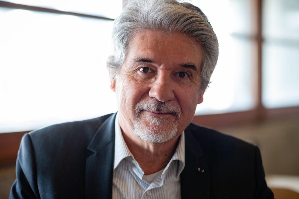 Guy Féret, Proviseur honoraire, Président délégué, Poésie en liberté