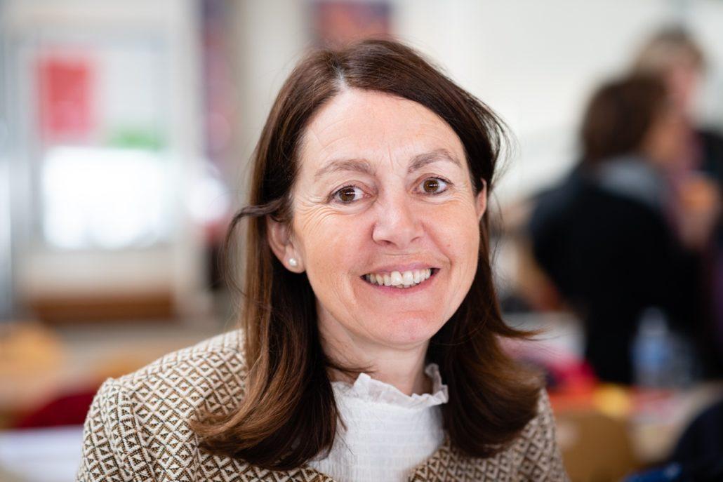 Elisabeth Batier, Professeur de lettres, Lycée Charles Péguy, Orléans