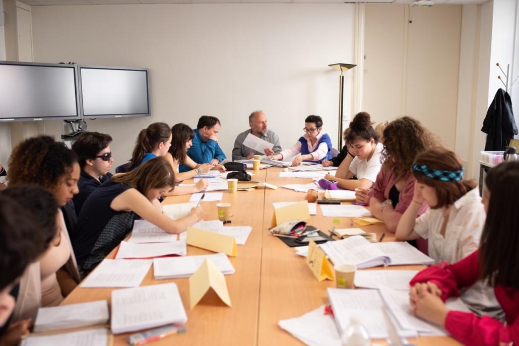 le jury 2018 au Ministère de l'Education nationale