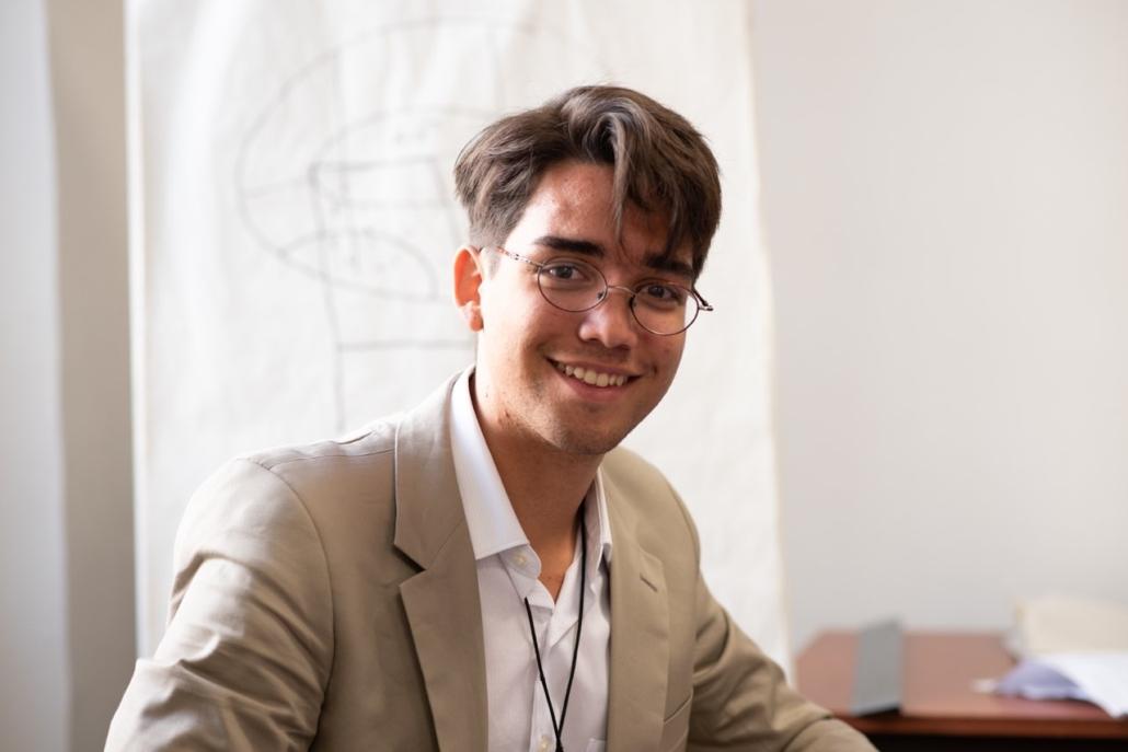 Carlos HumbertoSantos Chinchilla, observateur