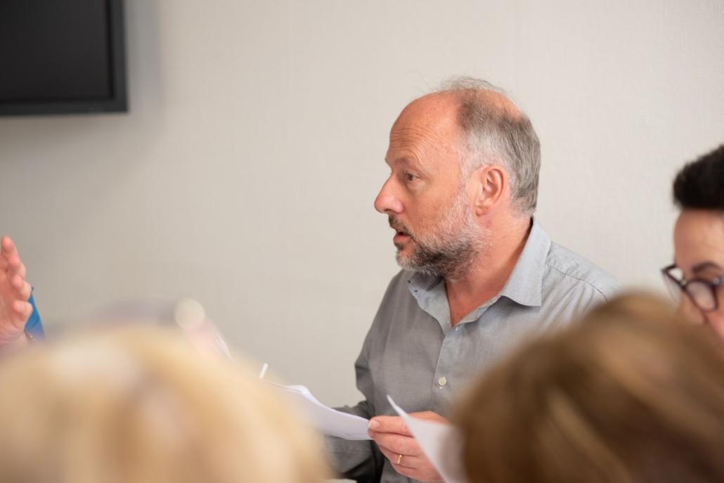 Etienne Orsini, Président du Jury