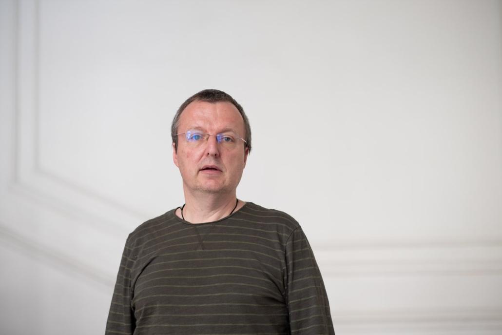 Jorge Camacho Cordón, Bibliothécaire et poète, BNE - Madrid. Espagne