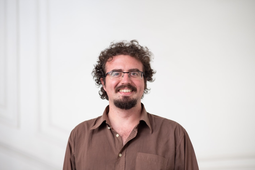 Nicola Ruggiero, Etudiant et poète, Université de Turin - Italie