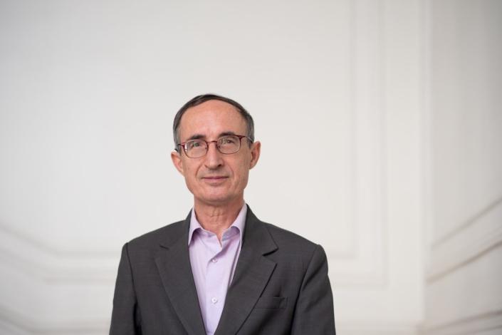 Gilles Tabard, Président délégué au projet Espéranto