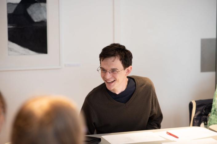 Benoît Martinez en Master LLCE Anglais , Paris IV Sorbonne