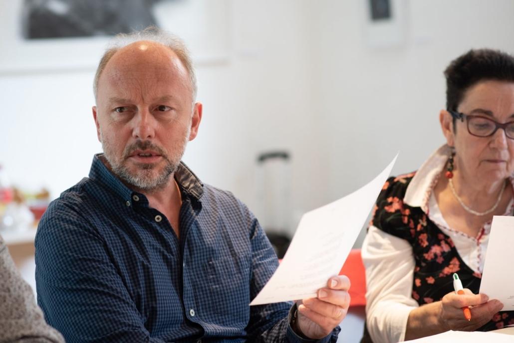 Etienne Orsini, Président du Jury 2018