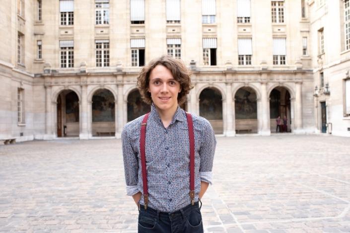 Loris Schirar, 3ème prix des Etablissements de France et Prix Dis-moi dix mots