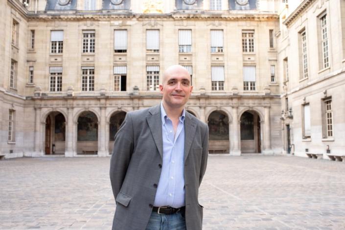 Jean-Baptiste Dussert, Vice-Président, membre du Comité de lecture