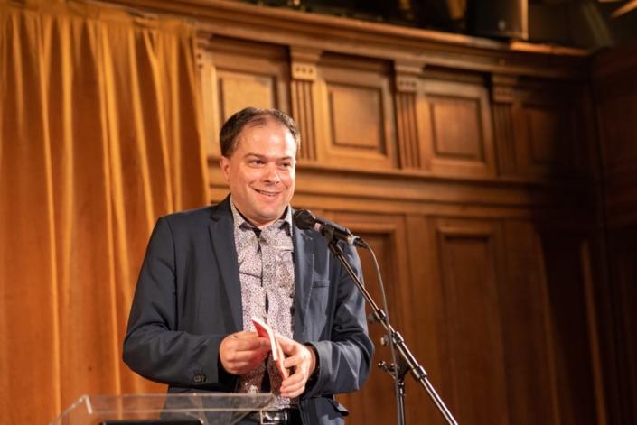 Matthias Vincenot, poète, fête ses 20 ans
