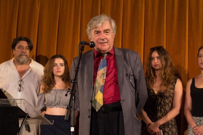 Jean-Marc Müller, Président fondateur de Poésie en liberté.