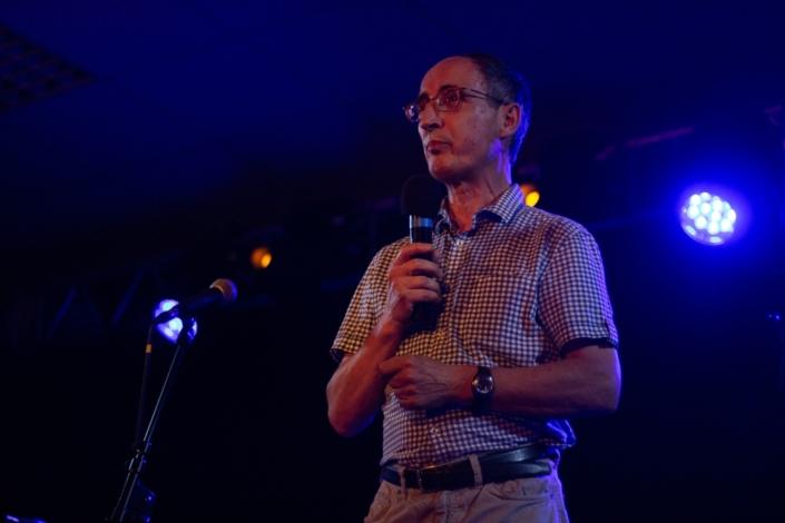 Gilles Tabard, Président délégué de Poésie en liberté