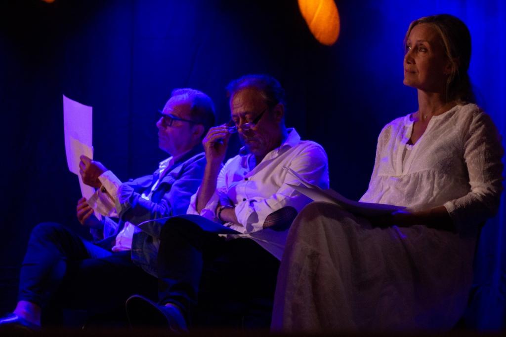 Jean-Michel Noirey, Antoine Coesens, Catherine Marchal