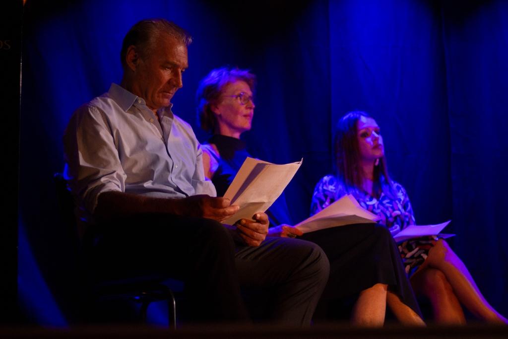 Jean-Pierre Bouvier, Delphine Rich, Séverine Ferrer,