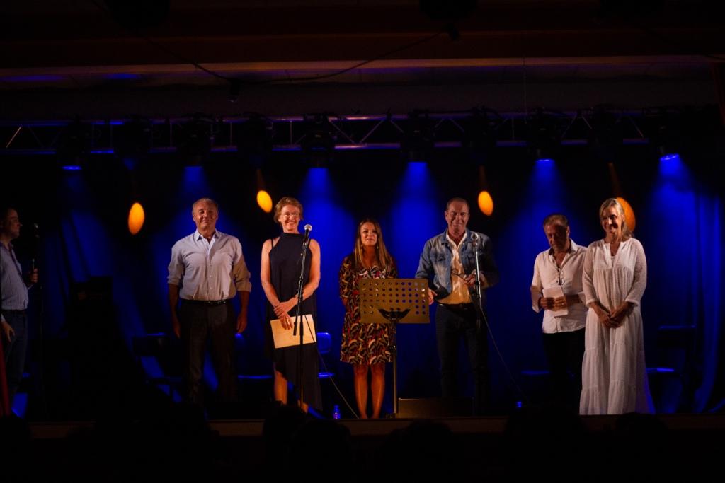 Jean-Pierre Bouvier, Delphine Rich, Séverine Ferrer, Jean-Michel Noirey, Antoine Coesens, Catherine Marchal