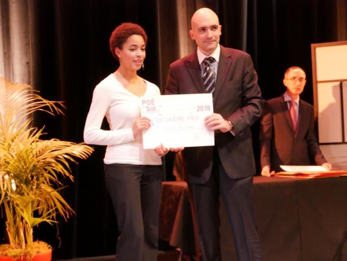 Jean-Baptiste Dussert et Mara Dupas, Collège de Montréal - (Canada), 2ème prix des Lycées de l'Etranger