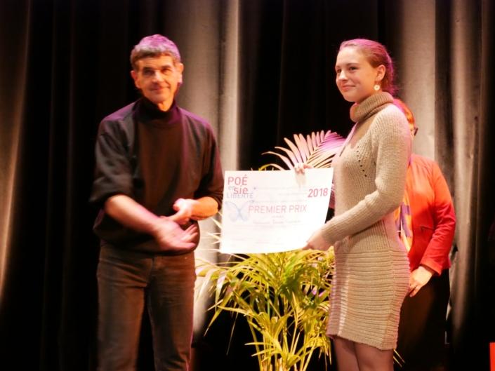 Jean-Philippe Minotte, fils de Jean l'Anselme et Jeanne Guilment, Lycée Kléber - Strasbourg (67), 1er prix des Secondes