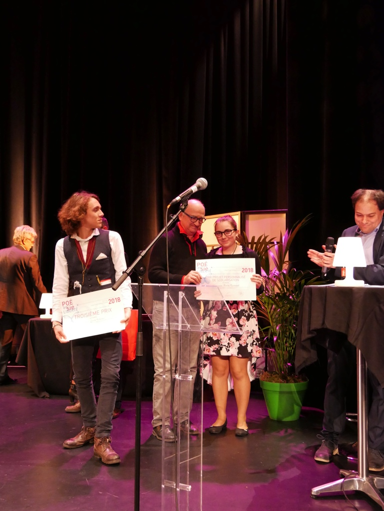 Loris Schirar, Institution Jean-Paul-II - Compiègne (60) 3ème prix des Premières