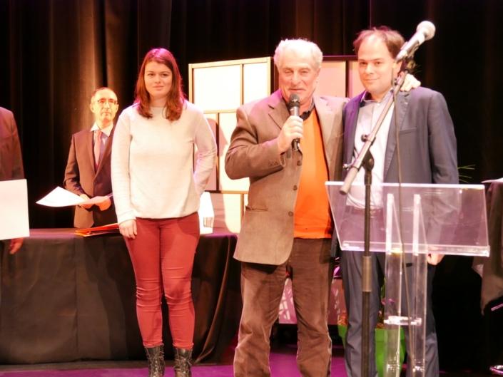 Louise Chollet, Sylvestre Clancier, Poète, Matthias Vincenot
