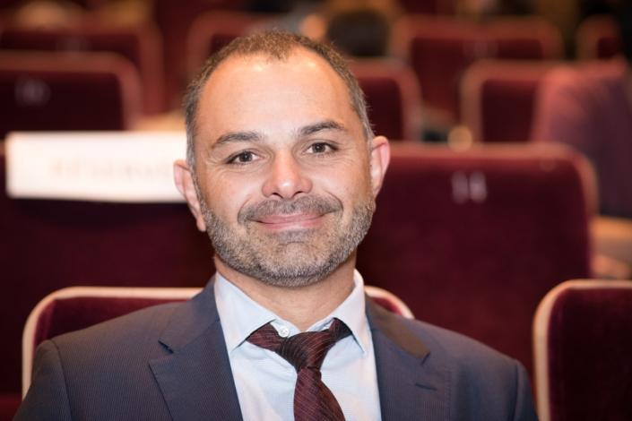 Fabian Fredici, Directeur, MGEN SEM